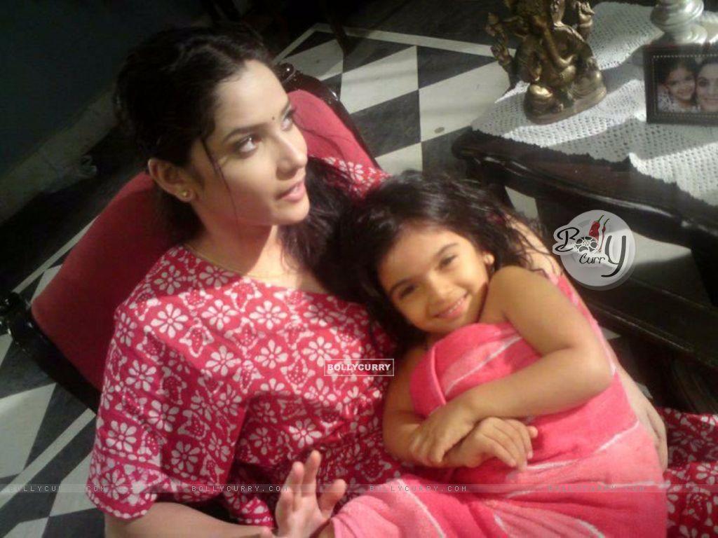 Ankita Lokhande Childhood