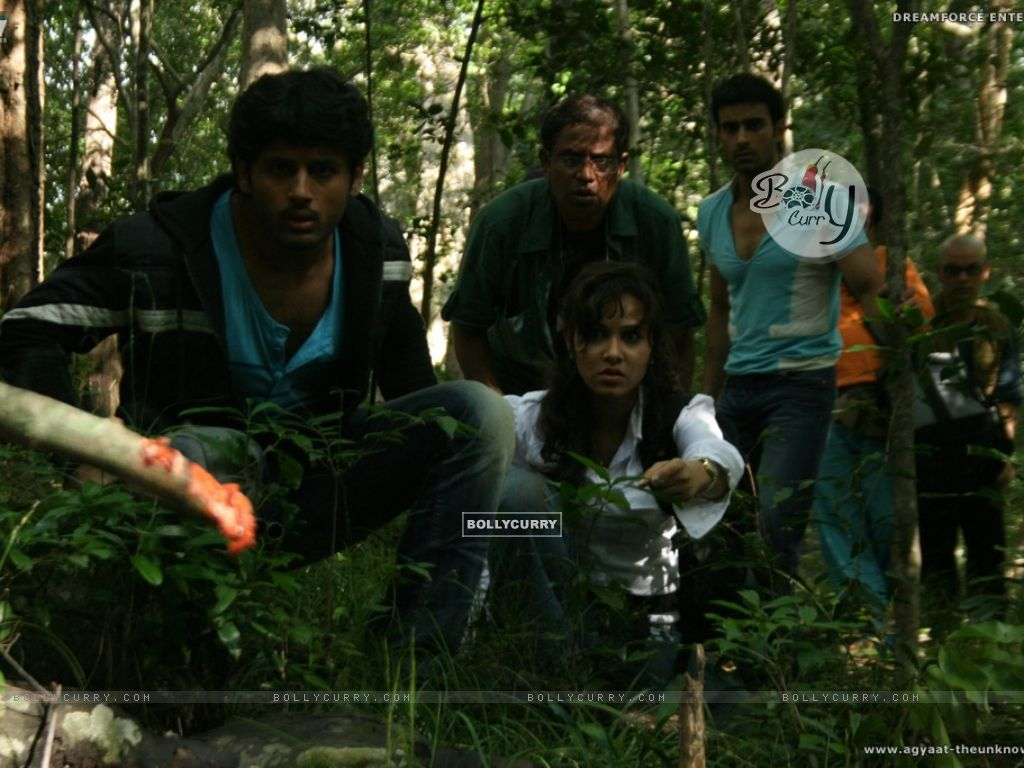 A still scene from Agyaat movie (20383) size:1024x768