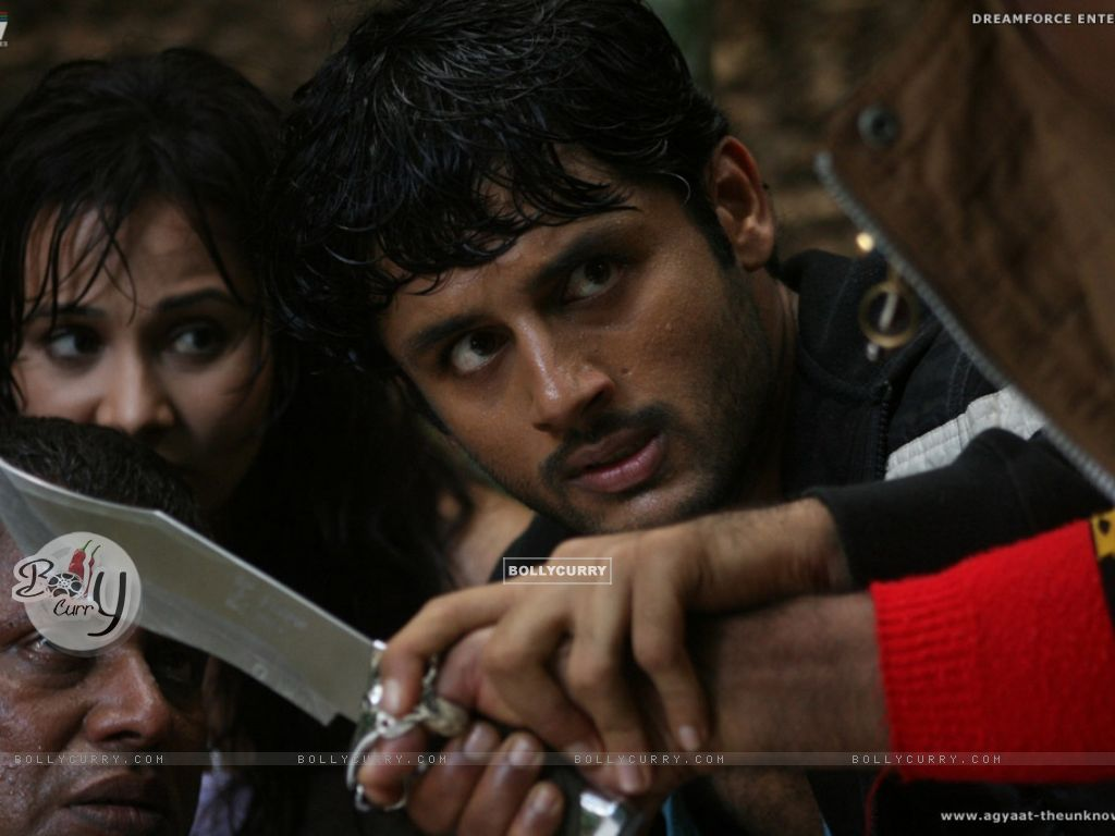 A still scene from the movie Agyaat (20392) size:1024x768