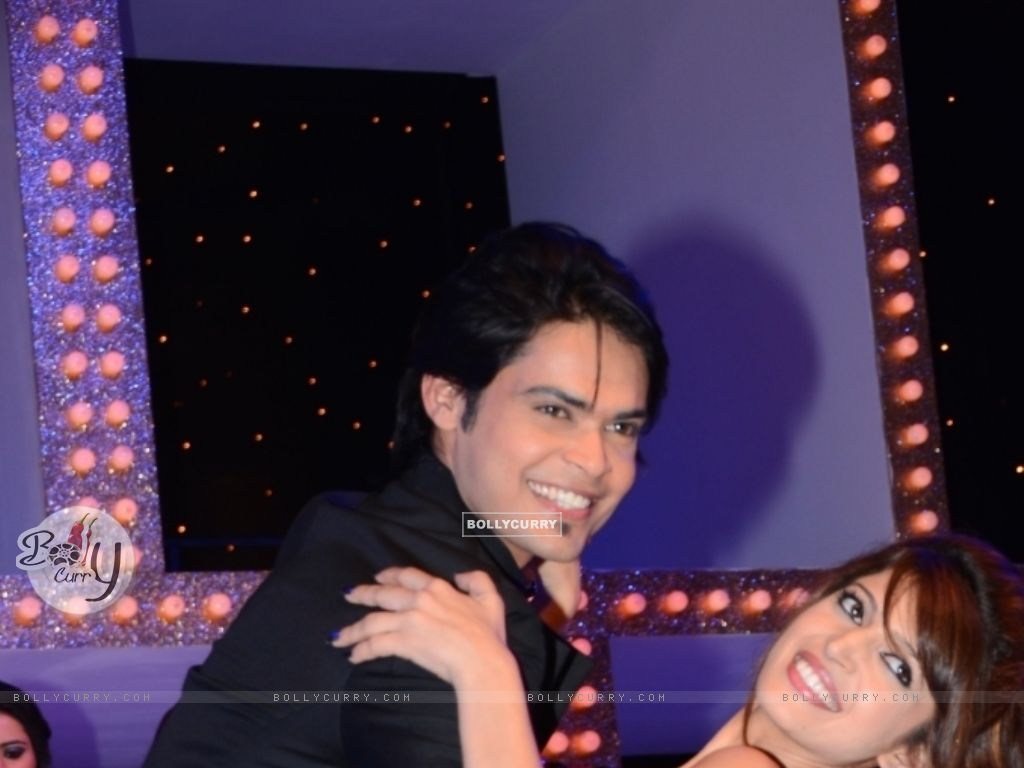 Amar and Charlie in Nach Baliye 5 (249085) size:1024x768