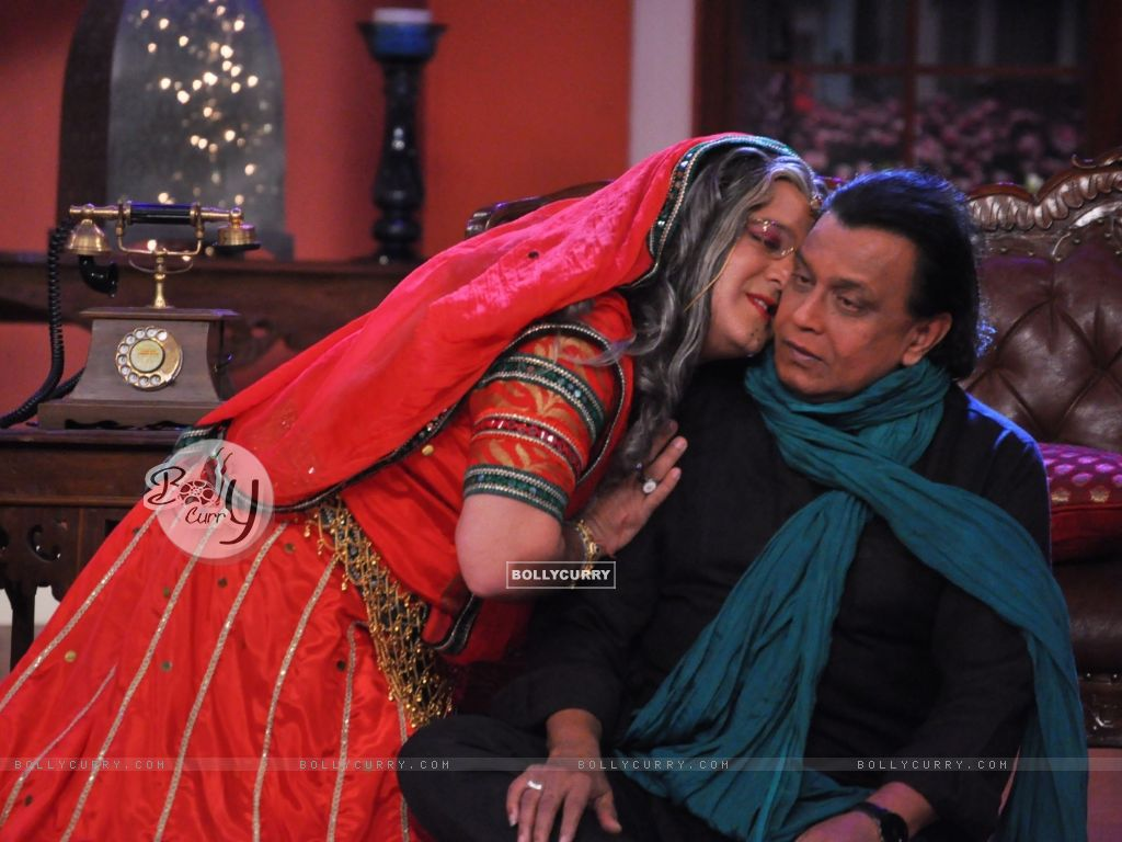 Promotions of Kaanchi On Comedy Nights With Kapil (317428) size:1024x768