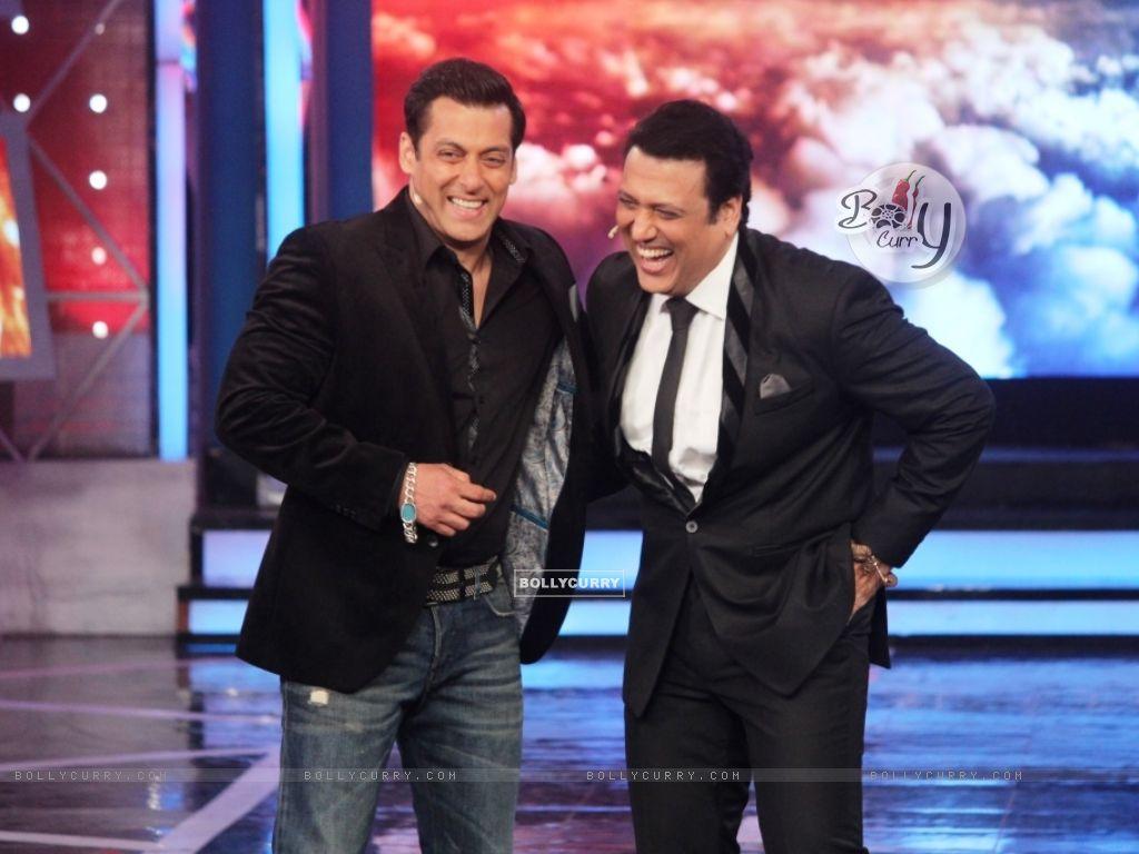 Salman Khan and Govinda on Bigg Boss 8 (342926) size:1024x768