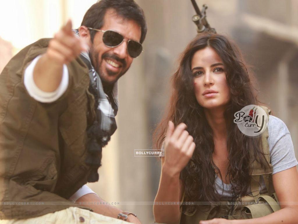 Kabir Khan and Katrina on the Sets of Phantom (372321) size:1024x768