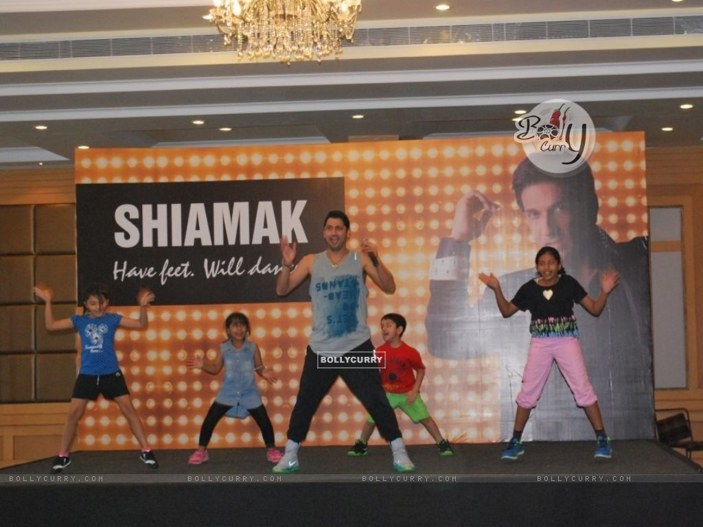 Marzi Pestonji's Master Class at Shiamak Davar Dance Academy, Delhi (374214) size:1024x768