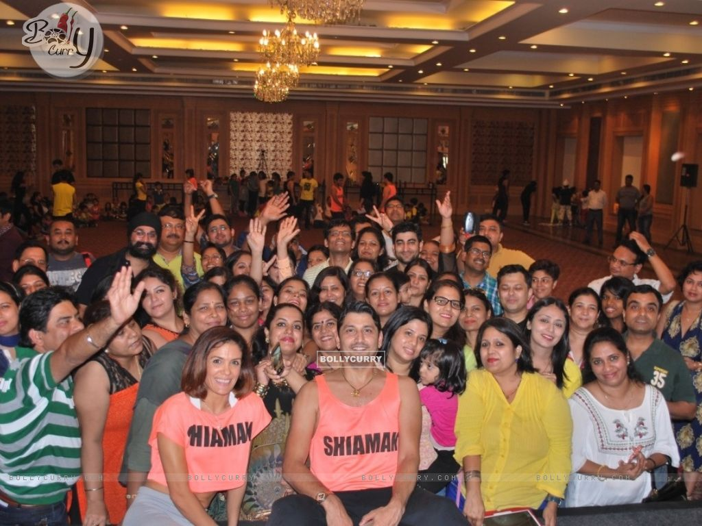 Marzi Pestonji's Master Class at Shiamak Davar Dance Academy, Delhi (374215) size:1024x768