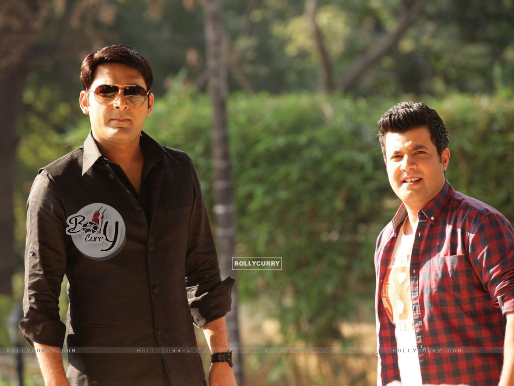 Kapil Sharma and Varun Sharma in Kis Kisko Pyaar Karoon (376016) size:1024x768