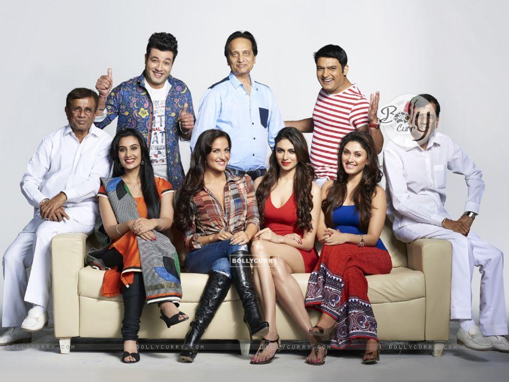 Cast of Kis Kisko Pyaar Karoon (376023) size:1024x768