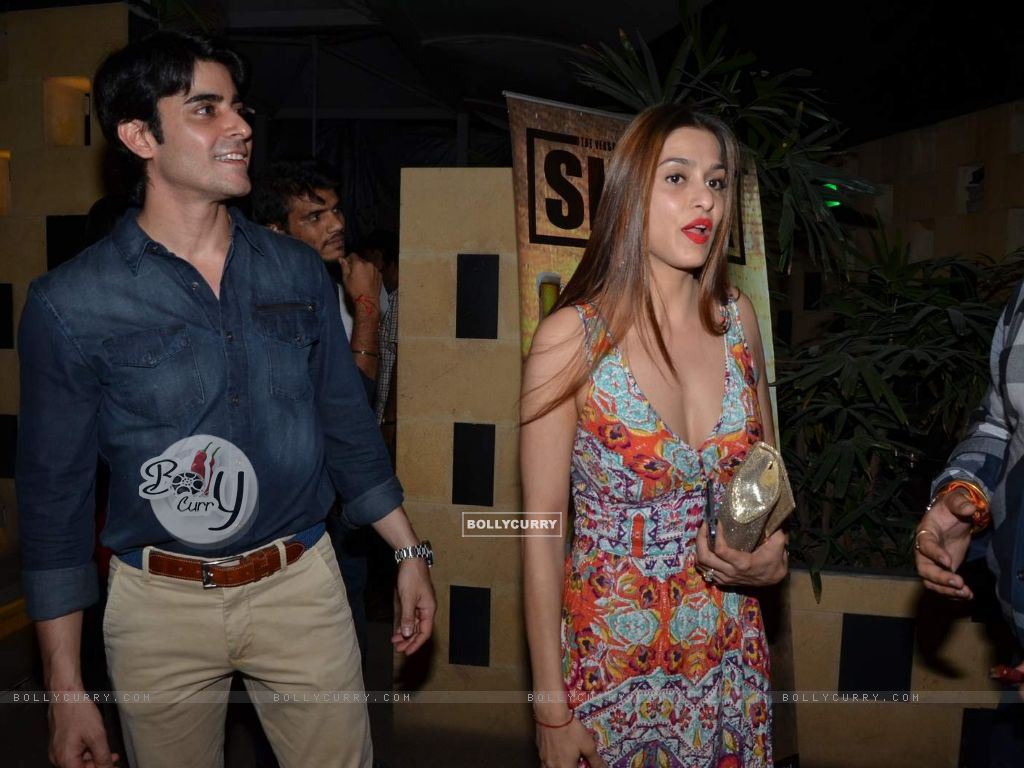 Gautam Rode and Shilpa Sakhlani at Sargun Mehta's Birthday Bash (377321) size:1024x768