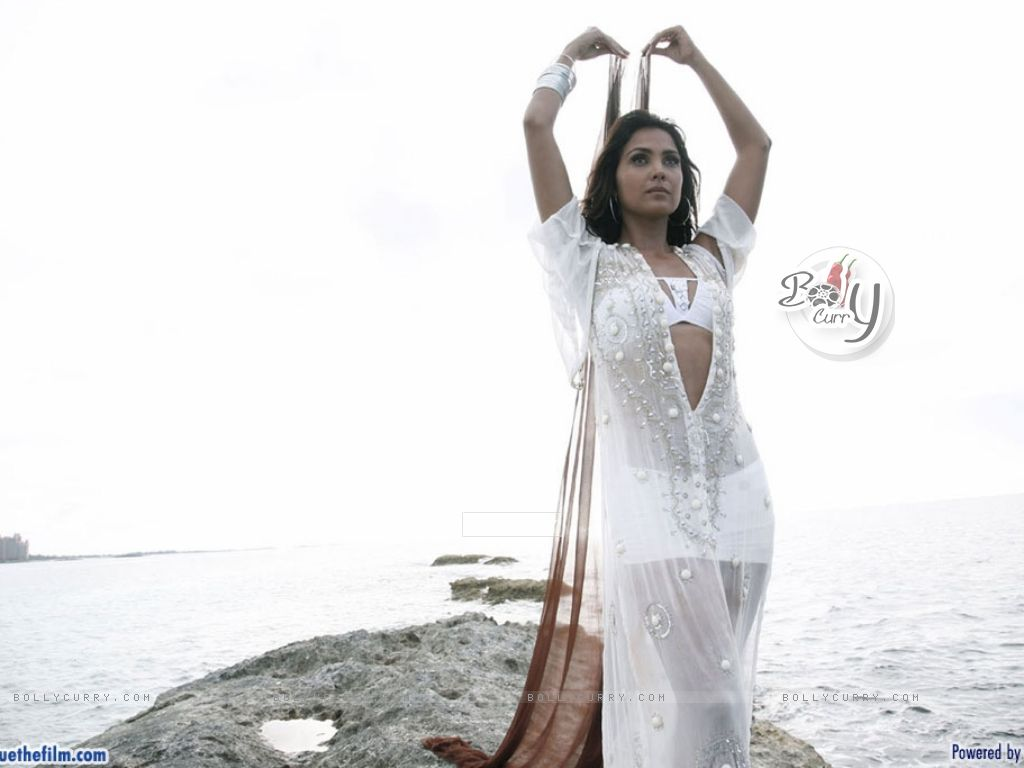 Lara Dutta looking gorgeous in white (37784) size:1024x768