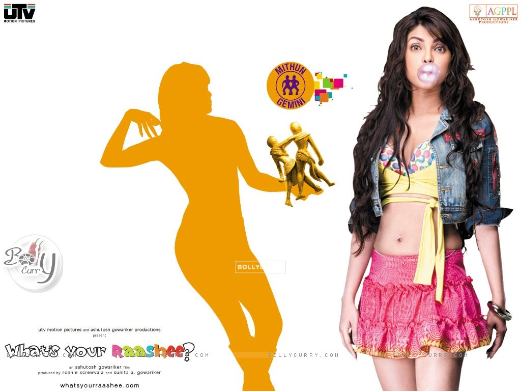 Wallpaper of Whats Your Raashee? movie with Priyanka Chopra (37899) size:1024x768