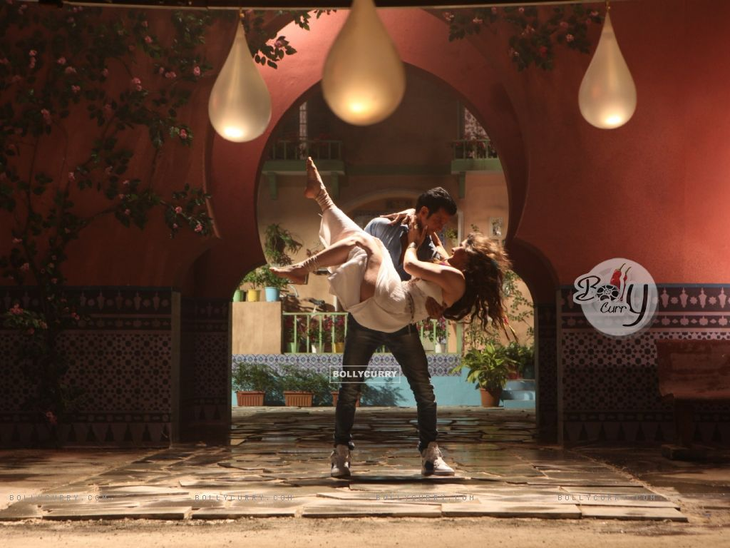 Sharman Joshi and Zarine Khan in First Song of Hate Story 3 (381958) size:1024x768