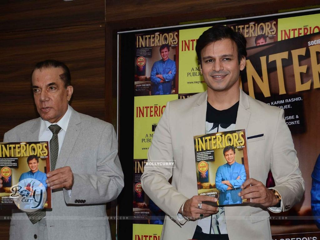 Vivek Oberoi at Cover Launch of Society Magazine (385725) size:1024x768