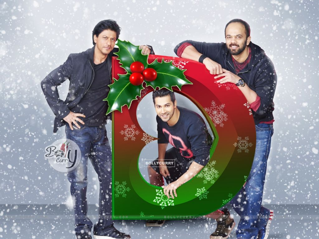 Dilwale boys celebrating Christmas with families and especially with kids worldwide (389474) size:1024x768