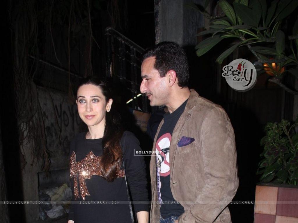 Karisma Kapoor Snapped with Saif Ali Khan (393375) size:1024x768