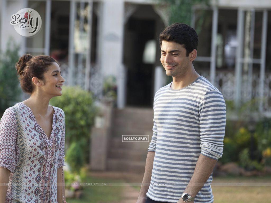 Alia Bhatt and Fawad Khan in Kapoor & Sons (397291) size:1024x768