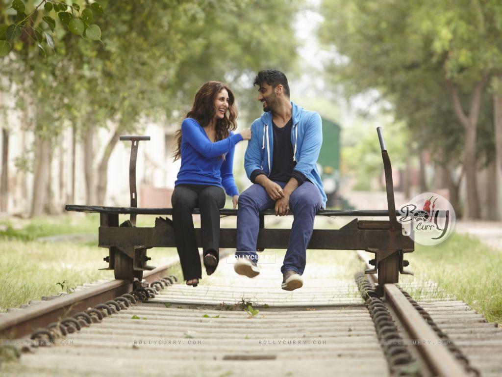 Arjun Kapoor and Kareena Kapoor in Ki And Ka (397431) size:1024x768
