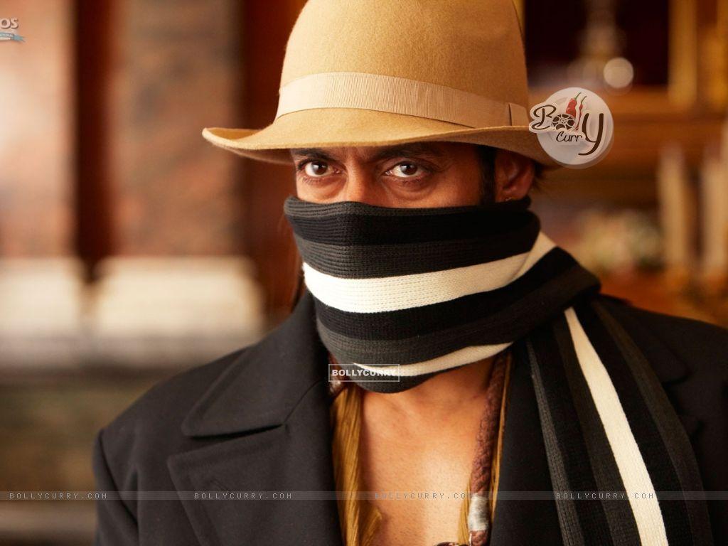 Salman Khan in the movie Veer (39876) size:1024x768