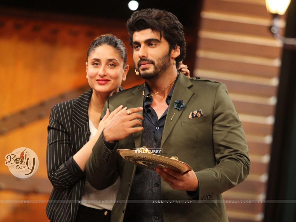 Kareena Kapoor and Arjun Kapoor Promotes Ki And Ka (402325) size:1024x768