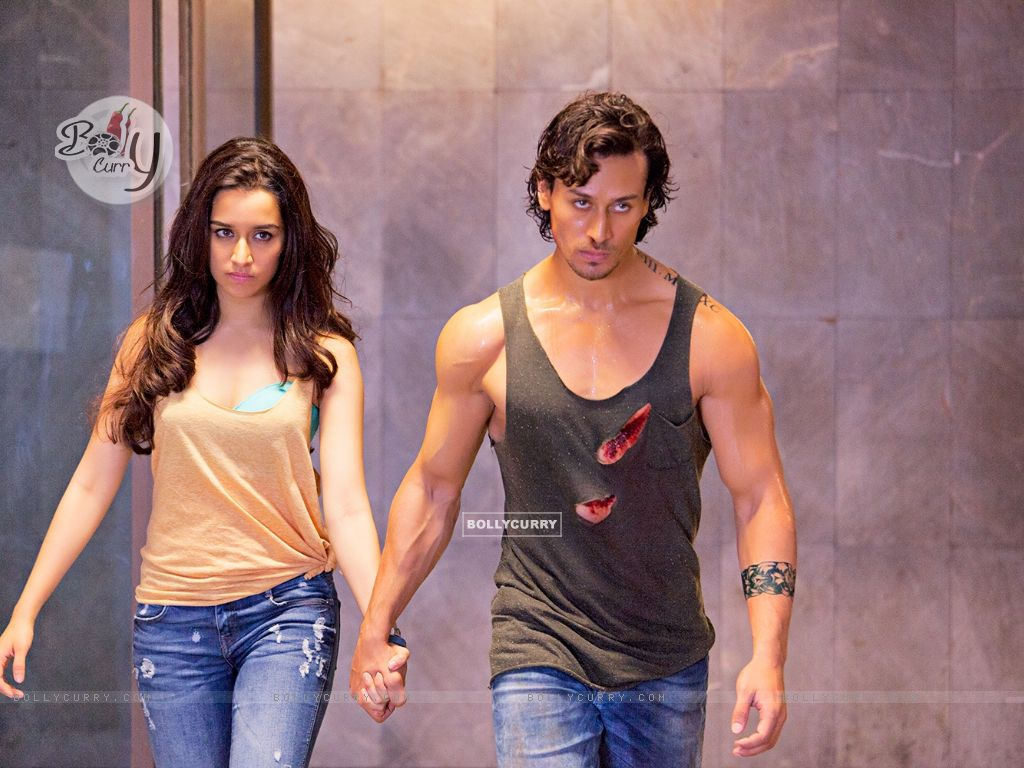 Stills from the fiilm Baaghi (403684) size:1024x768