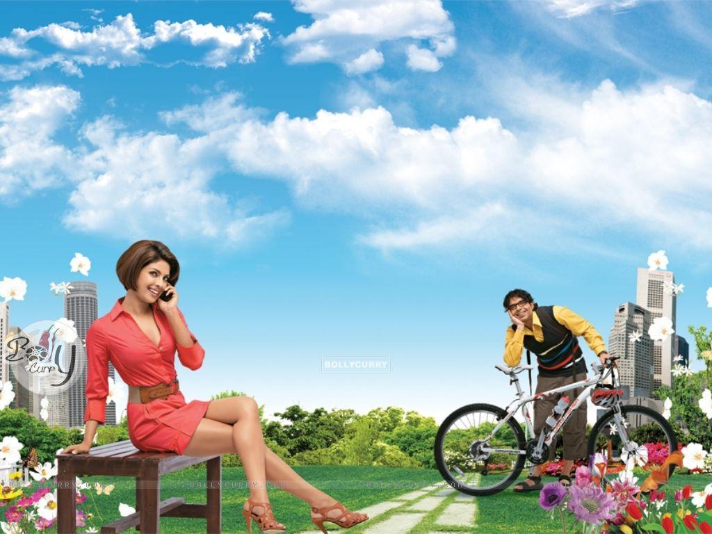 Still image of Priyanka and Uday (40406) size:1024x768