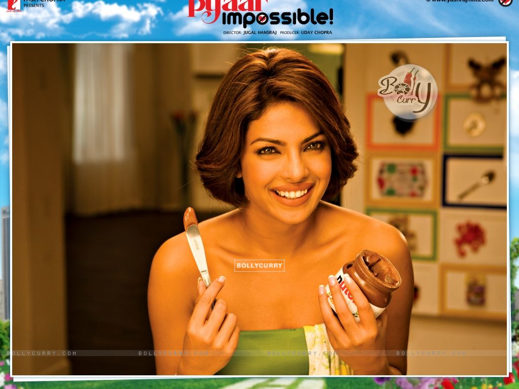 Wallpaper of the movie Pyaar Impossible (40413) size:1024x768