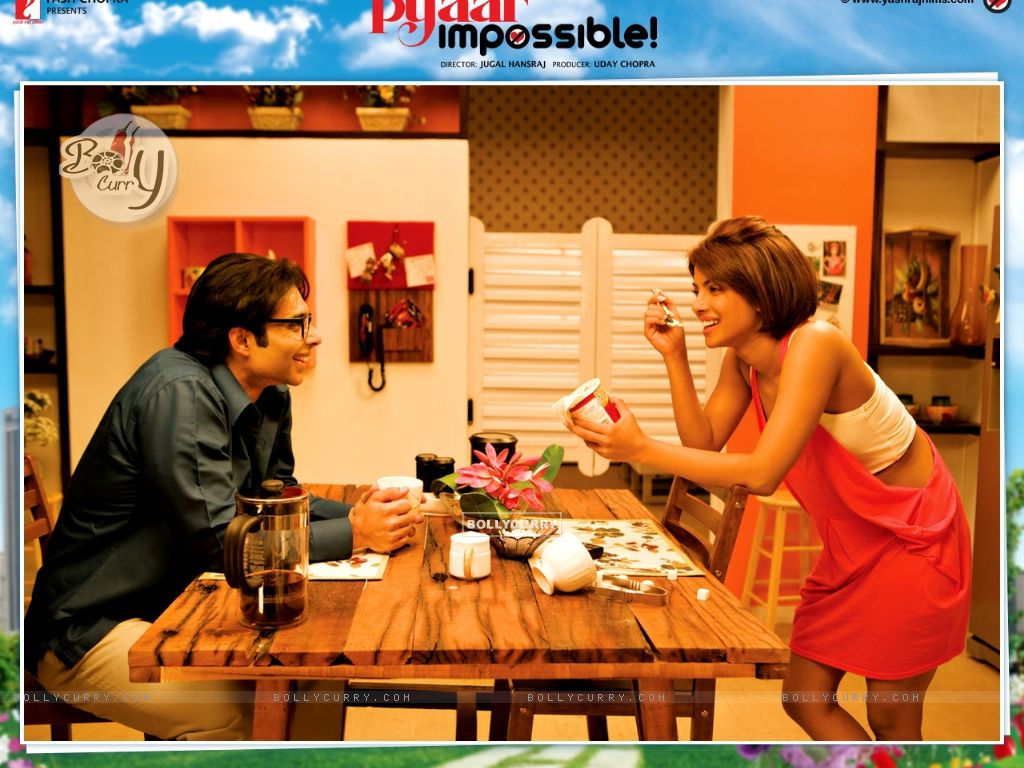 Wallpaper of the movie Pyaar Impossible (40417) size:1024x768