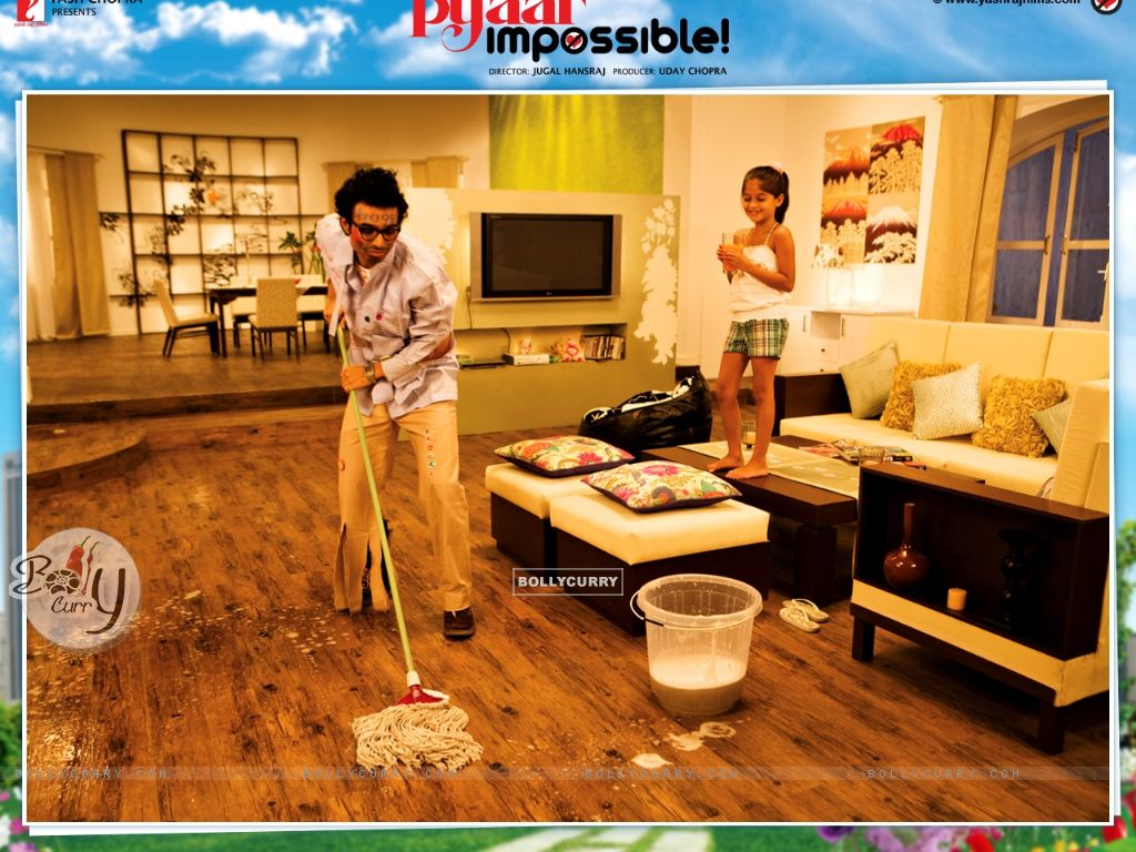 Wallpaper of Pyaar Impossible movie with Uday Chopra (40418) size:1024x768