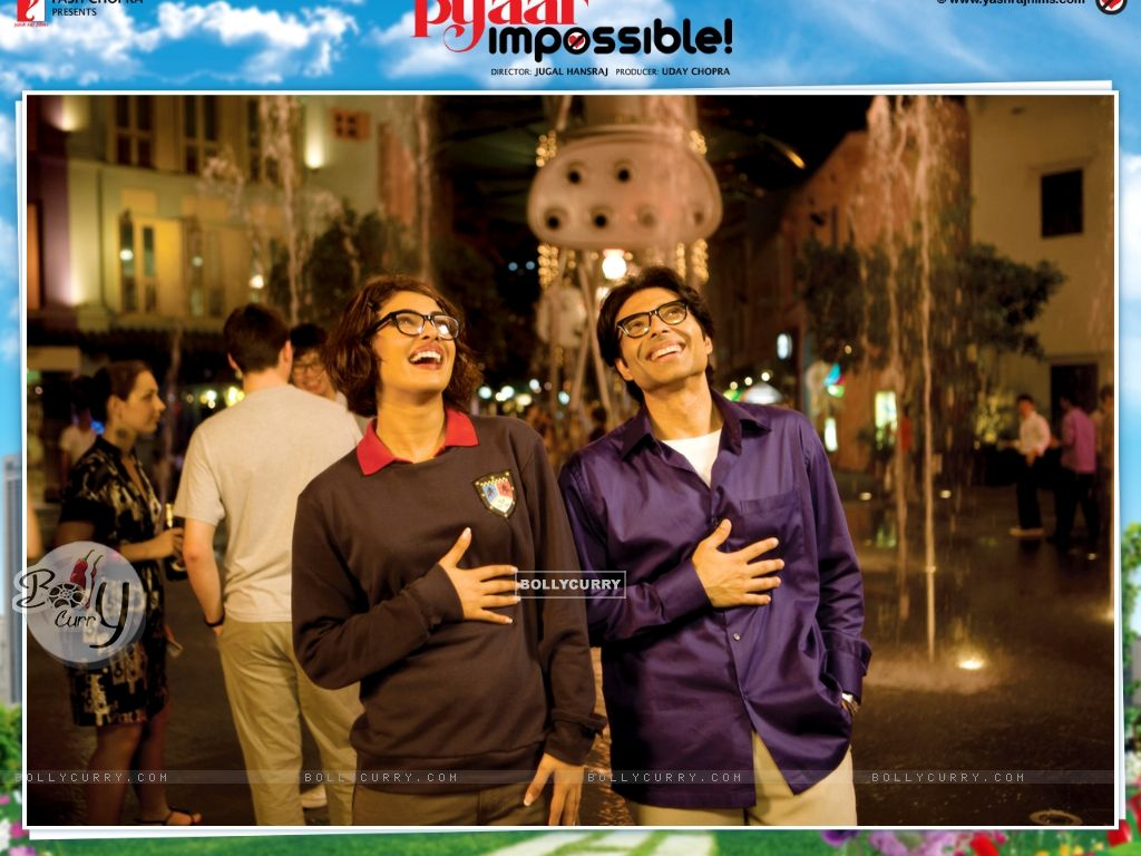 Wallpaper of the movie Pyaar Impossible (40420) size:1024x768