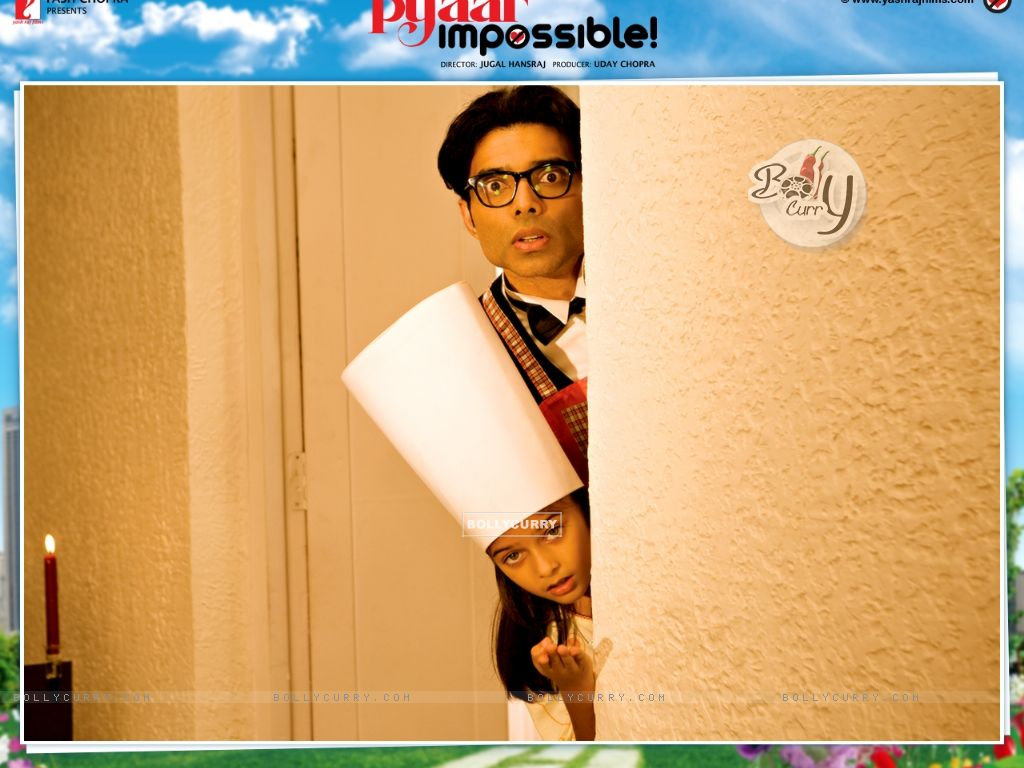 Wallpaper of Pyaar Impossible movie (40422) size:1024x768