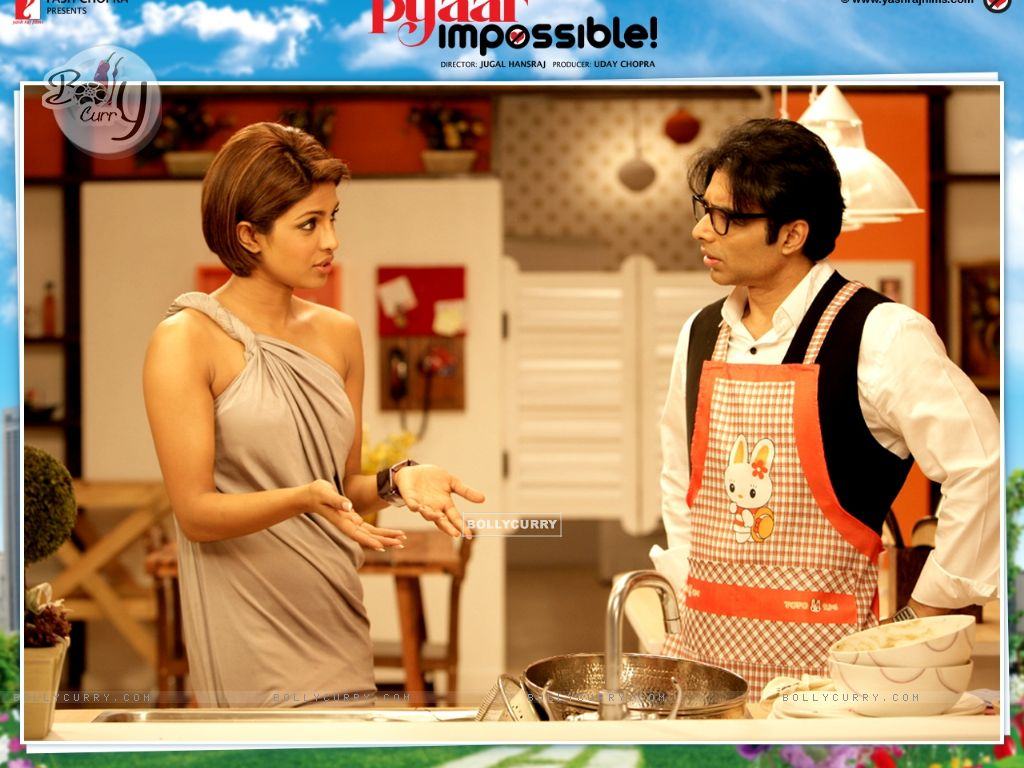 Pyaar Impossible movie wallpaper (40427) size:1024x768