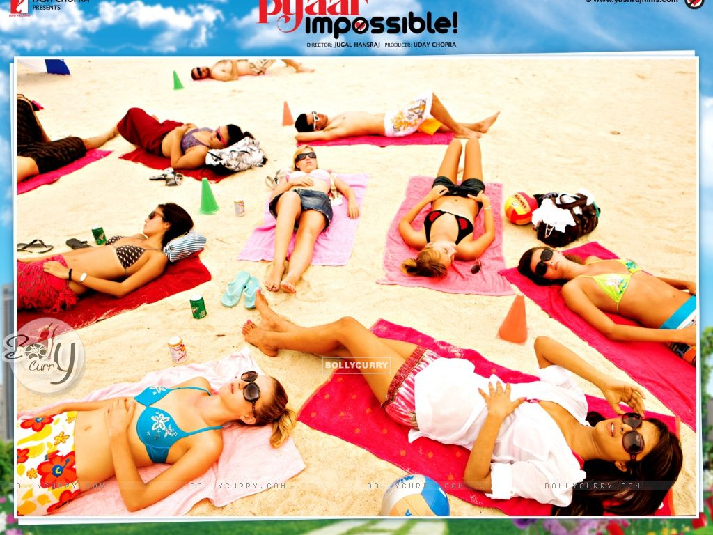 Pyaar Impossible movie wallpaper (40432) size:1024x768