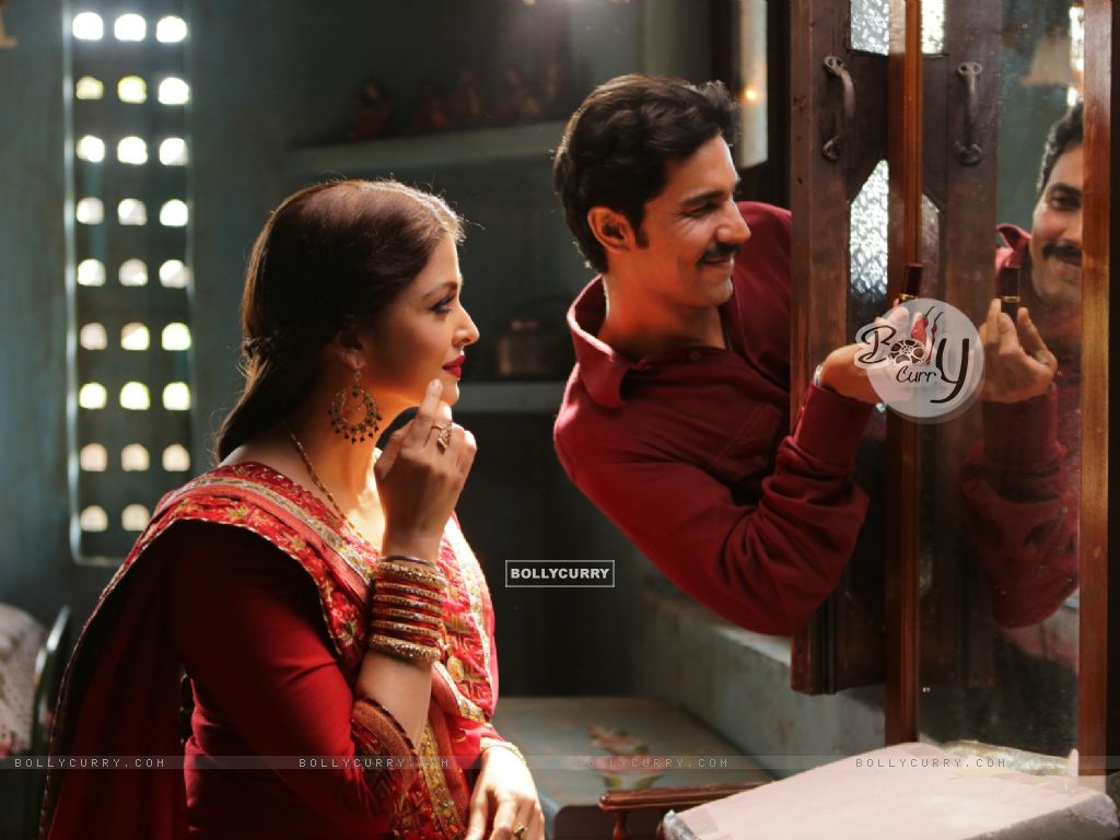 Randeep Hooda and Aishwarya Rai Bachchan in Sarabjit (406644) size:1024x768