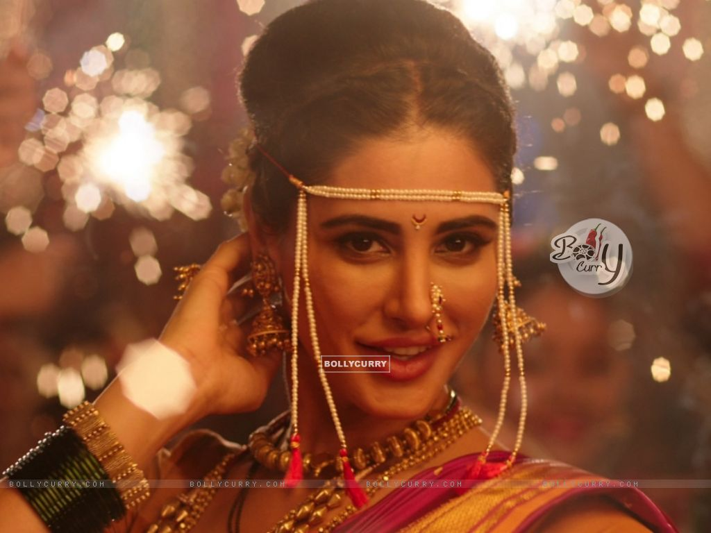 Nargis Fakhri dresses up in a Nauvari for Banjo! (407286) size:1024x768
