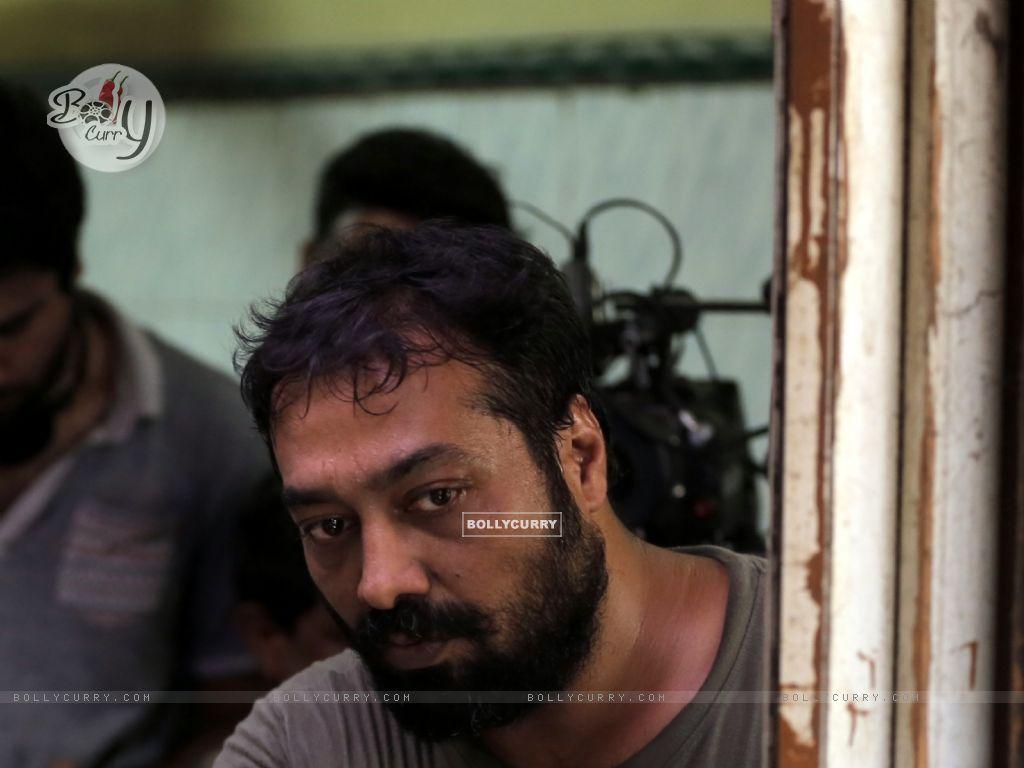 Anurag Kashyap shoots for Raman Raghav 2.0 (409191) size:1024x768