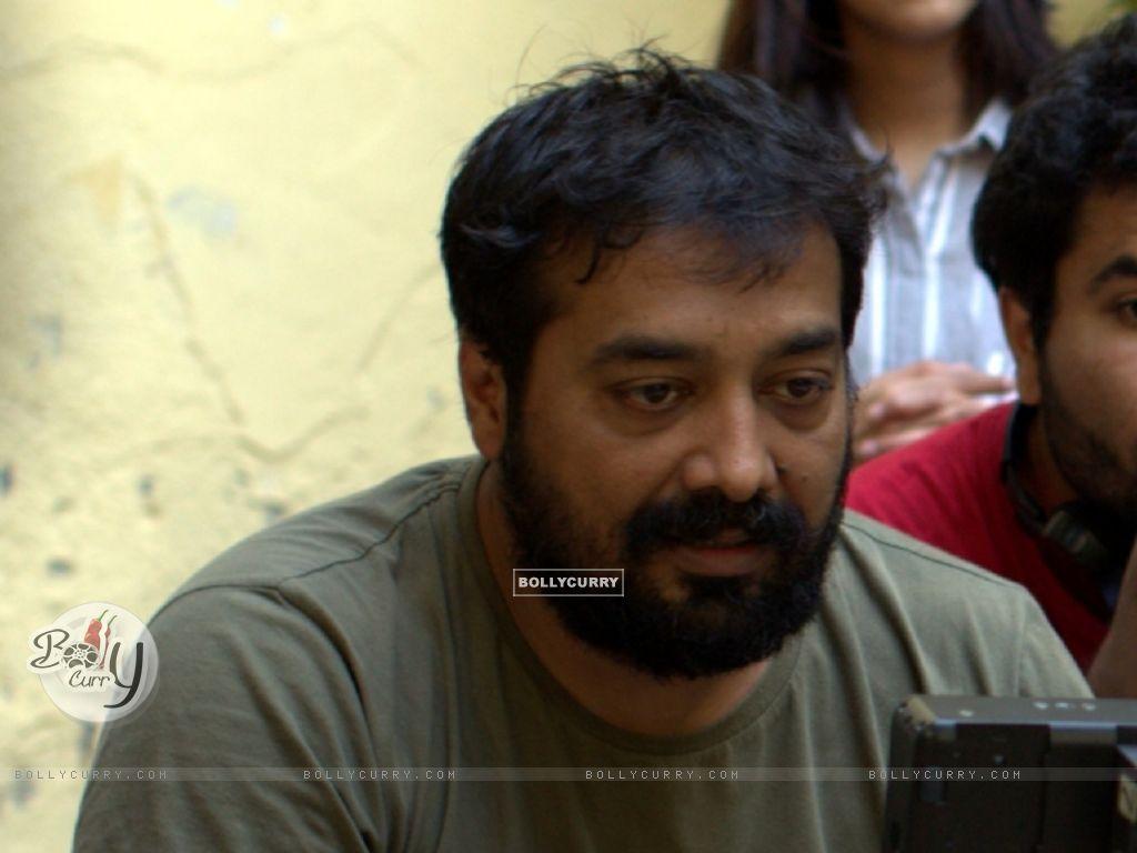Anurag Kashyap shoots for Raman Raghav 2.0 (409192) size:1024x768