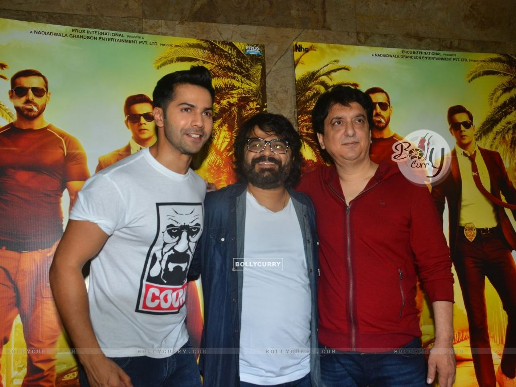 Pritam Chakraborty at Song Launch of movie 'Dishoom'Song Launch of movie 'Dishoom' (409229) size:1024x768