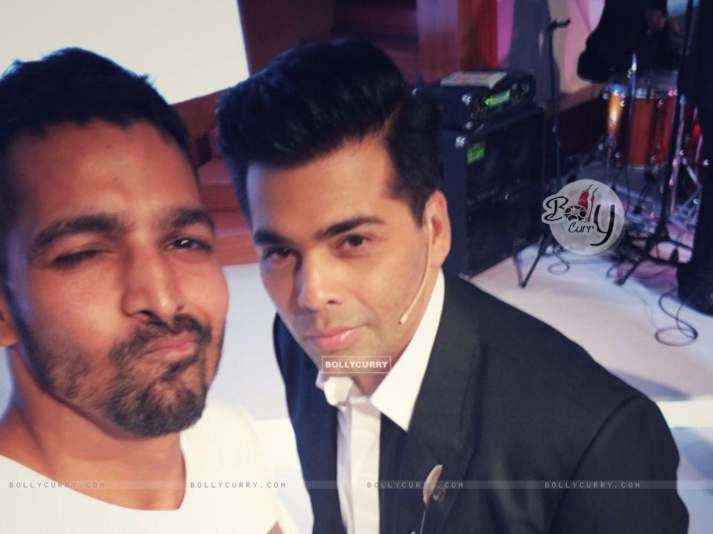 Harshvardhan Rane with Karan Johar (409328) size:1024x768