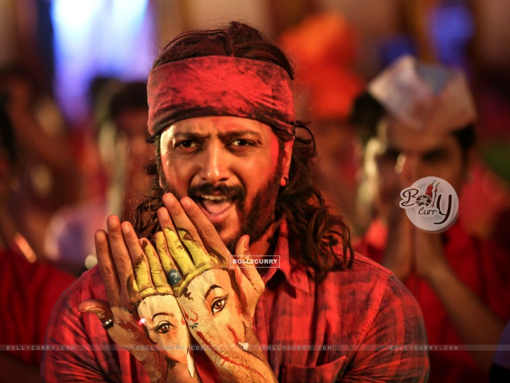 Riteish Deshmukh's look in Bappa from Banjo (416341) size:1024x768