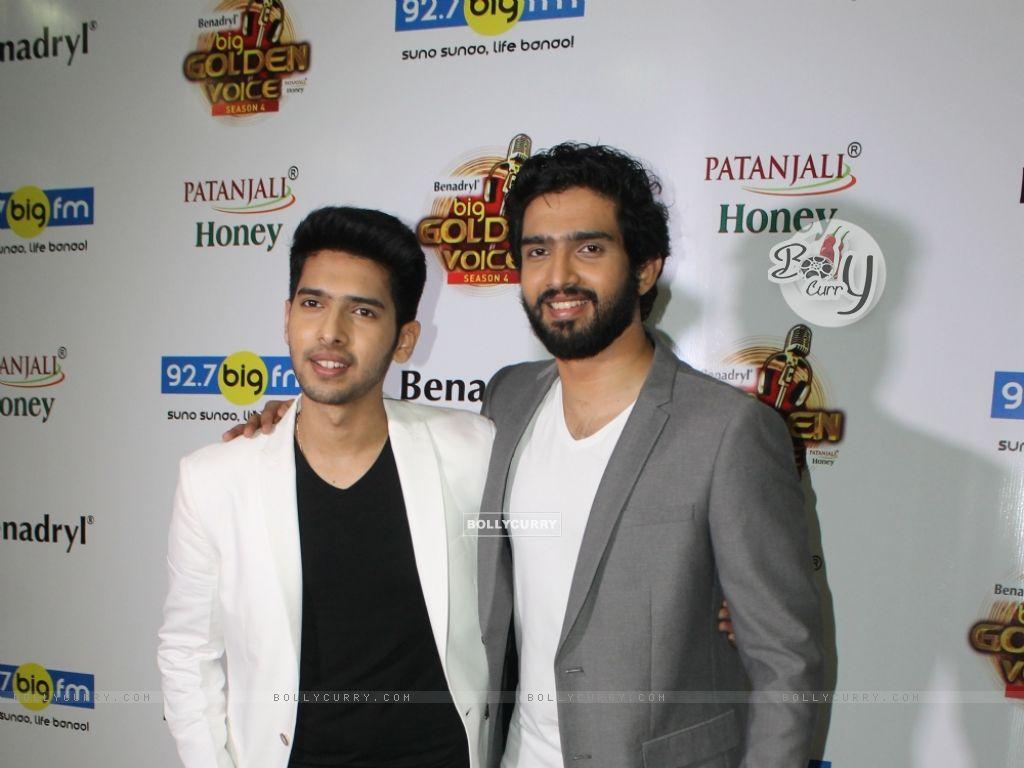 Armaan Malik with brother Amaal Malik (420472) size:1024x768