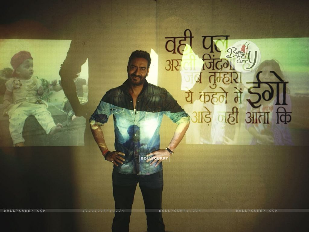 AJAY DEVGN & BEING INDIAN EMPHASIZE ON THE POWER OF SELFLESSNESS (420741) size:1024x768
