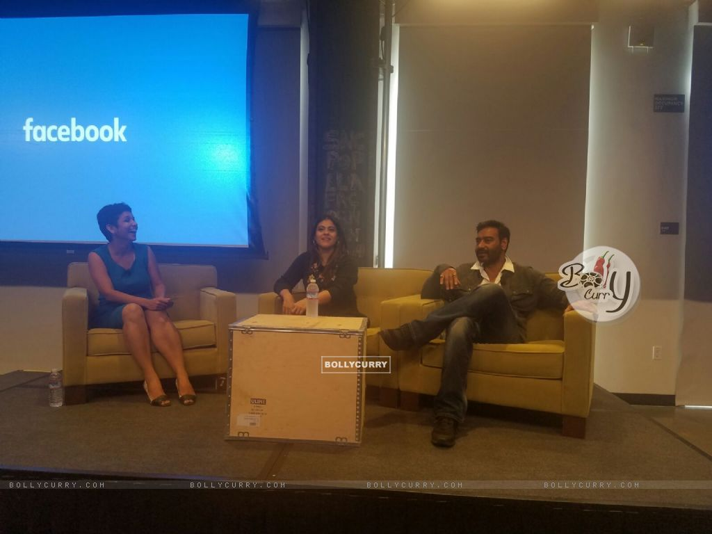 Ajay and Kajol visit Facebook and Google headquarters in California (421158) size:1024x768