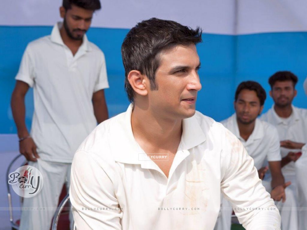 M.S.Dhoni: The Untold Story starring Sushant Singh Rajput (421597) size:1024x768