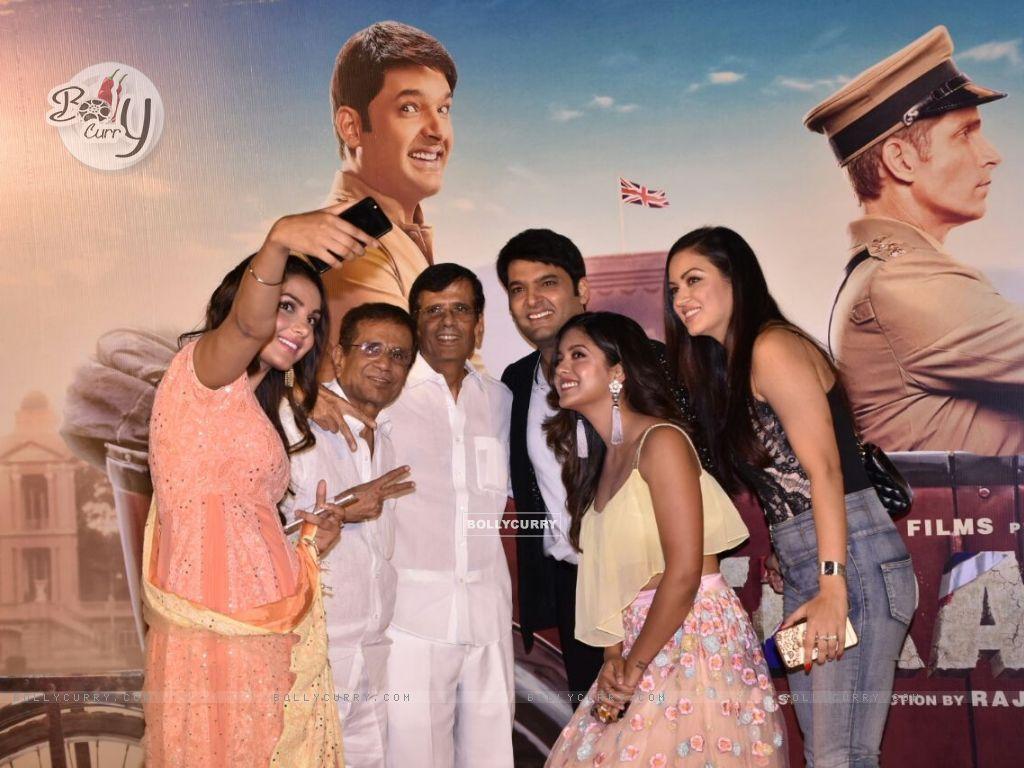 Kapil Sharma at the trailer launch of FIRANGI (430677) size:1024x768