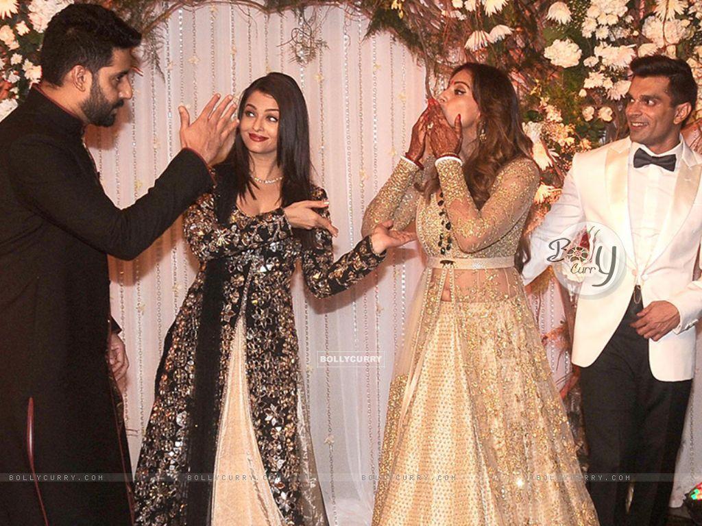 Abhishek Bachchan, Aishwarya Rai, Bipasha Basu and Karan Singh Grover (436766) size:1024x768