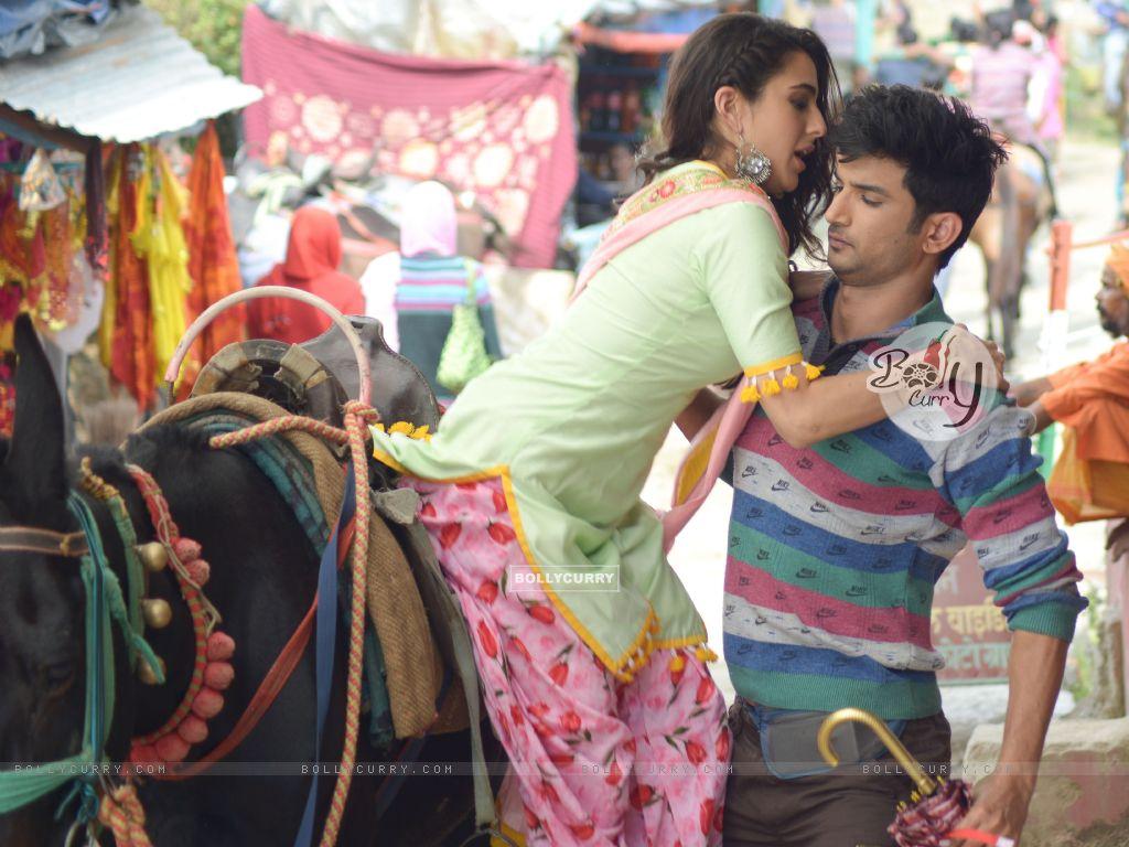 Kedarnath movie stills (440149) size:1024x768