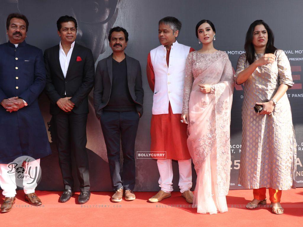 Nawazuddin Siddiqui, Amrita Rao at Thackeray movie trailer launch (442619) size:1024x768