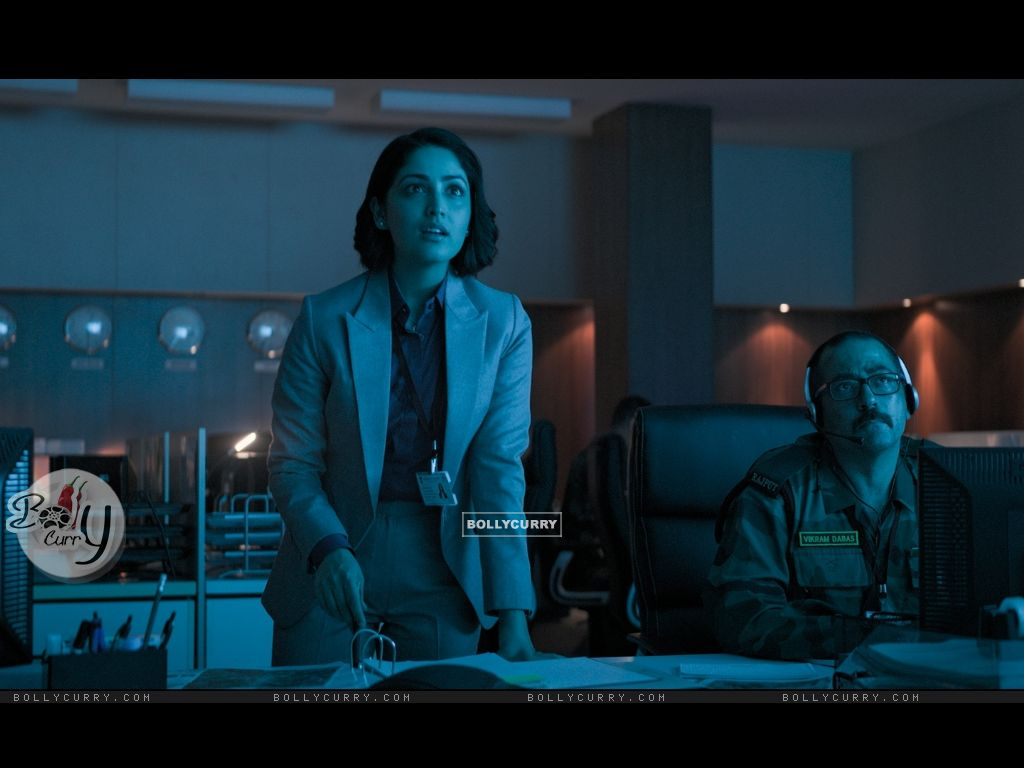 Behind the scenes movie stills from the film URI (443003) size:1024x768