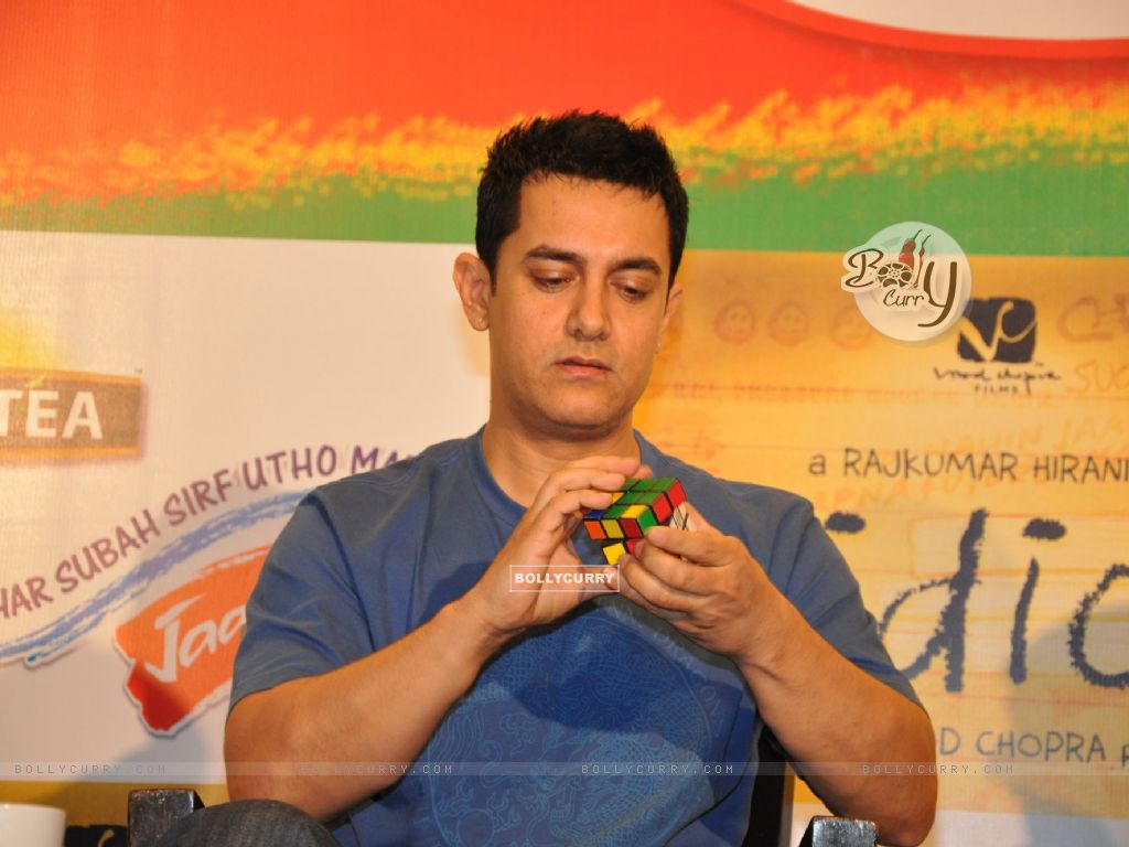 aamir khan meet modify