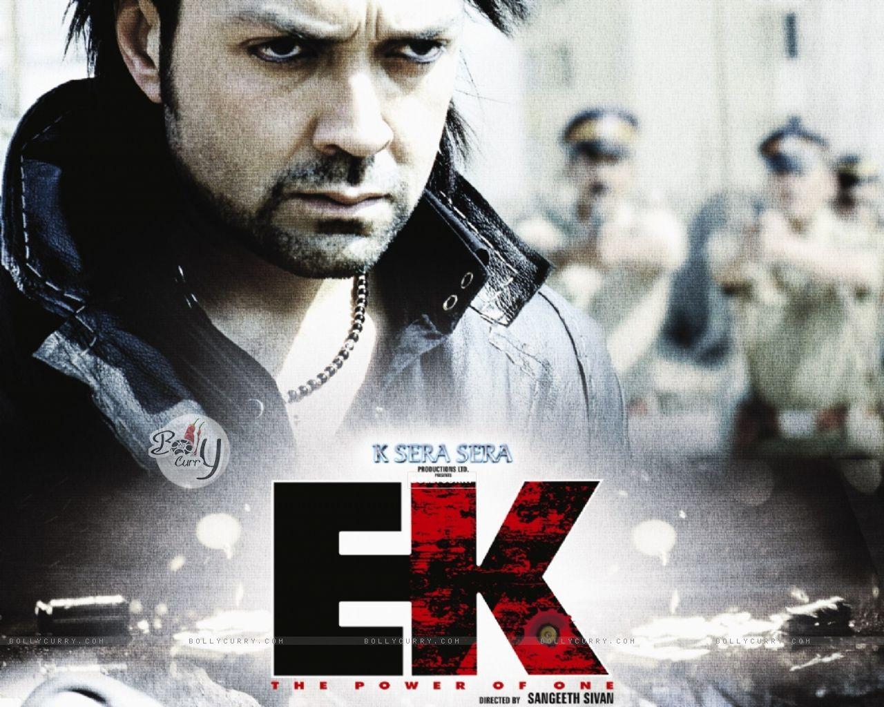 Wallpaper - Ek - The Power of One movie poster (12636 ...