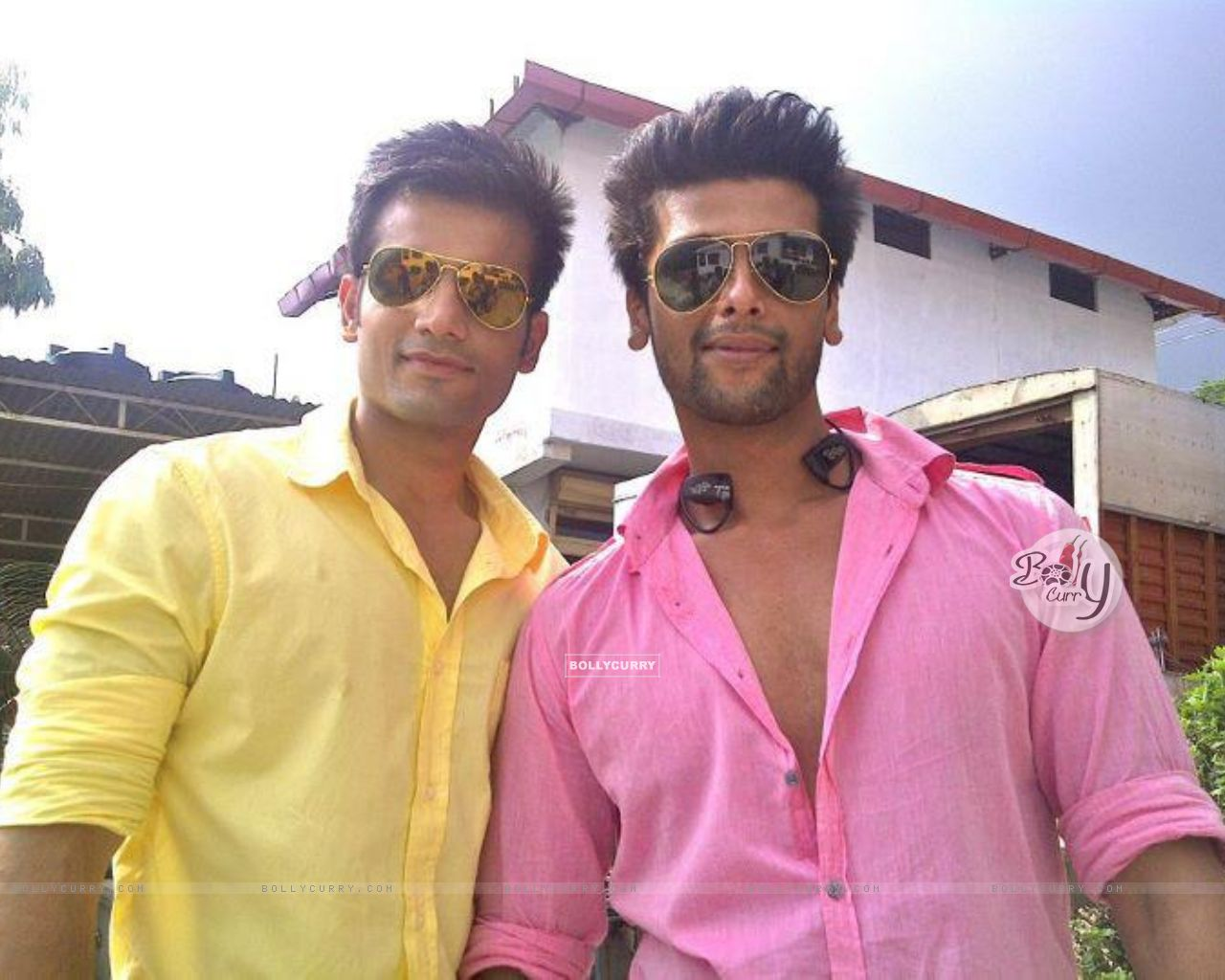 Karan Tacker and Kushal Tandon in Ek Hazaaron Mein Meri Behna Hain (164698) size:1280x1024
